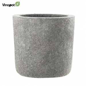 Chậu composite Galway (old stone grey)