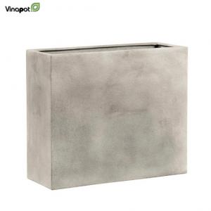 Chậu composite Bronley (warm concrete)